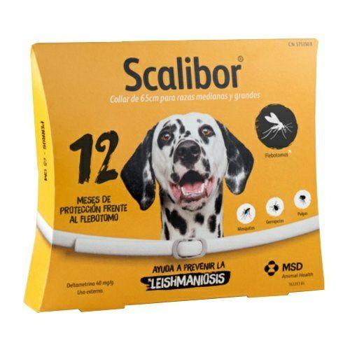 2€ de descuento en tu collar Scalibor