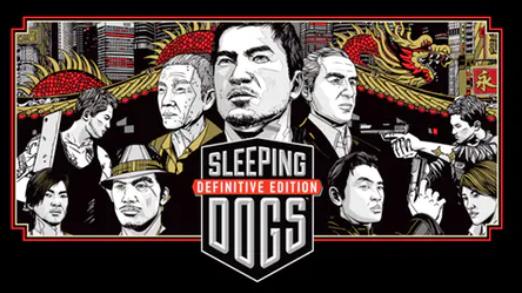 Sleeping Dogs: Definitive Edition STEAM