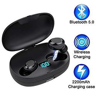 Auriculares Bluetooth 5.0 (Reacondicionados)