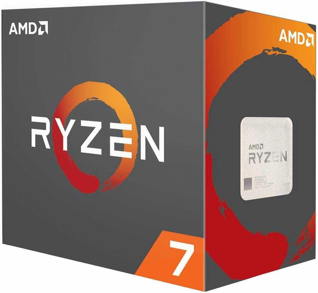 Procesador AMDRyzen 7 1700X (BOX) - 3.4 GHz