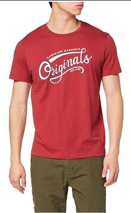 JACK & JONES Jorrafael tee SS Crew Neck Camiseta.