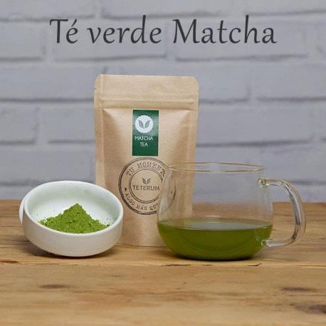 5 infusiones Te Matcha GRATIS
