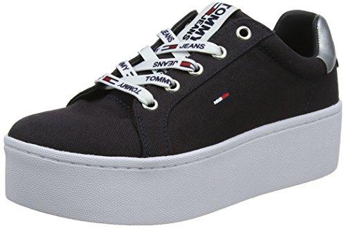 Tommy Hilfiger Tommy Jeans Flatform Sneaker, Zapatillas para Mujer talla 40.