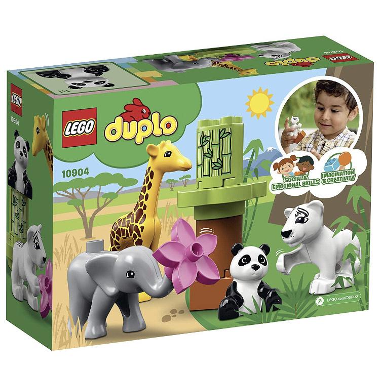 Lego duplo animales