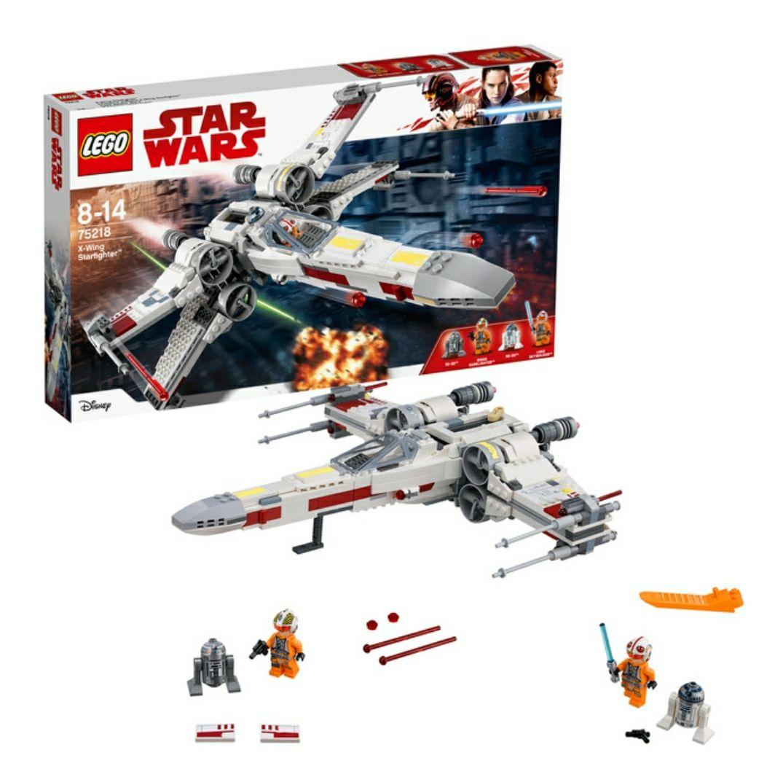 Caza estelar X-Wing Lego Star Wars