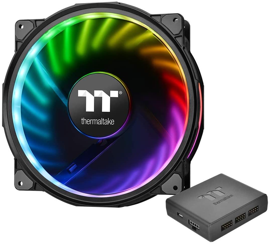 Ventilador Thermaltake Riing Plus 20 RGB TT Premium Edition