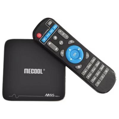MECOOL M8S Pro+ TV Box Amlogic S905X Android 7.1  -  2GB RAM + 16GB ROM  EU PLUG