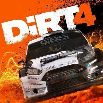 Dirt 4 Clave Steam