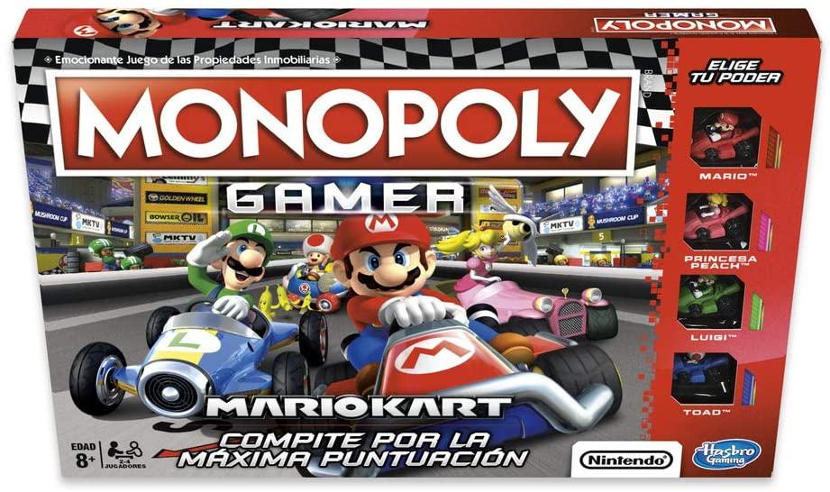 Monopoly Gamer - Mario Kart [Descuento al tramitar]