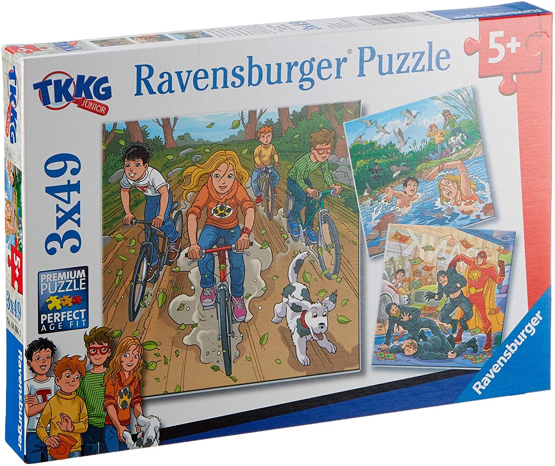 3 Puzzles Aventuras
