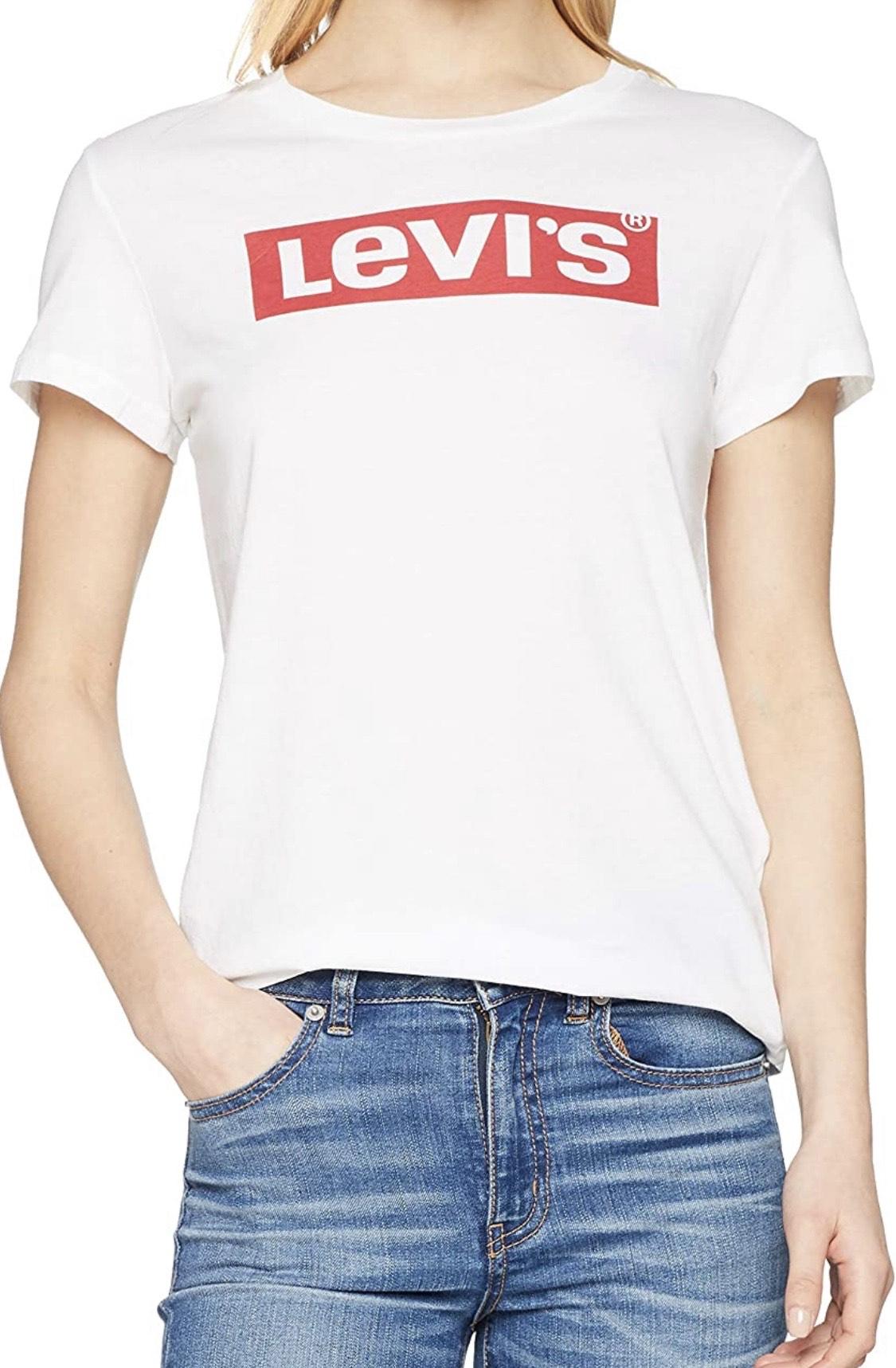 Camiseta Levi's mujer