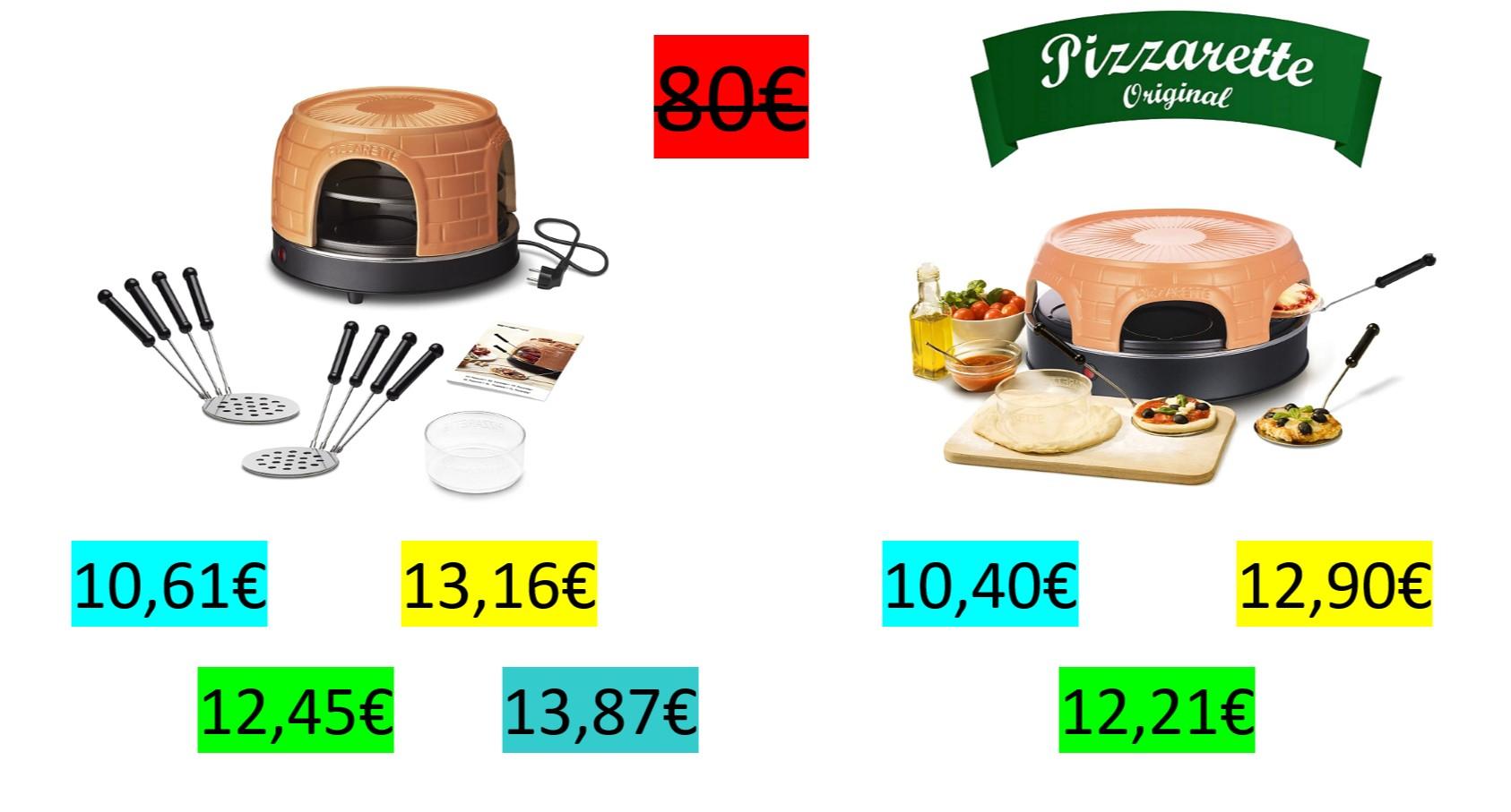 Hornos para minipizzas a preciazos (reacos)