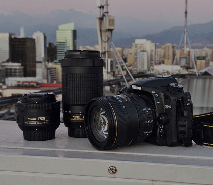 Varios cursos fotográficos de Nikon GRATIS