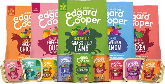 20% de descuento en comida para perros y gatos de Edgard & Cooper
