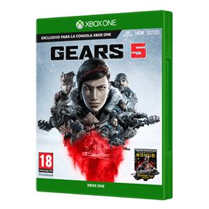 Gears of War 5 Standard Edition ( físico)