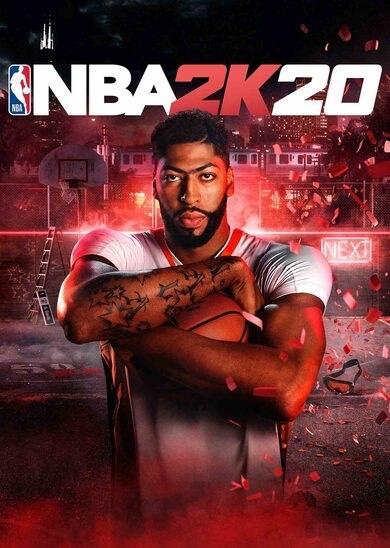 NBA 2k20 Nintendo Swtich
