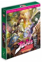 Oferta Jojo's Temporadas en Bluray en la web de Selecta Visión
