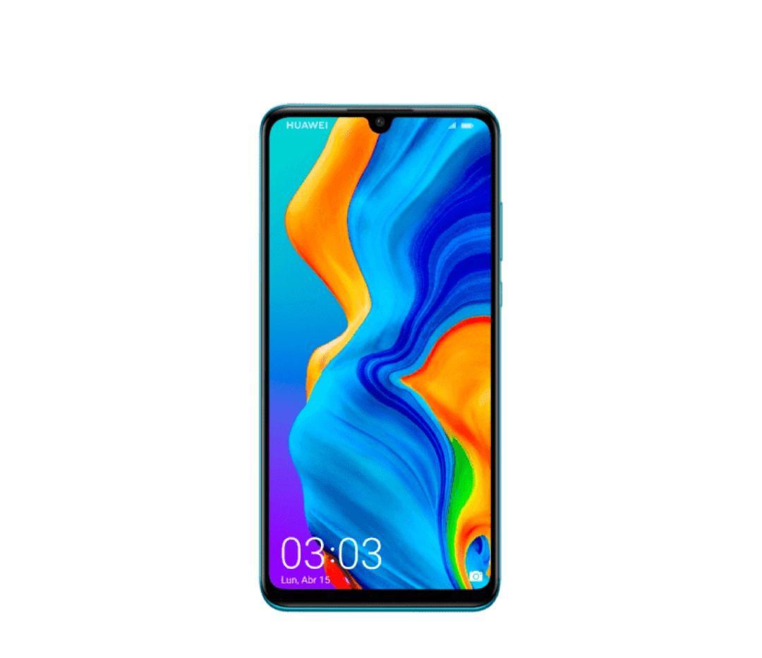 Huawei P30 Lite, Azul, 128 GB, 4 GB RAM