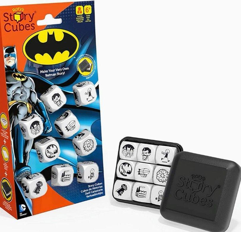 Asmodee Story Cubes: BATMAN