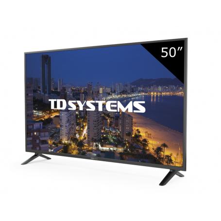 """TV TDSYSTEMS 50"""" FHD - De exposición"""