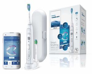 Philips HX9192/01 Sonicare FlexCare Platinum - Cepillo de dientes