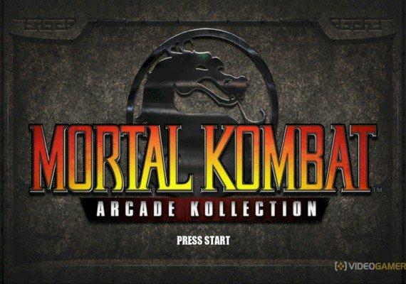 Mortal Kombat Arcade Kollection STEAM