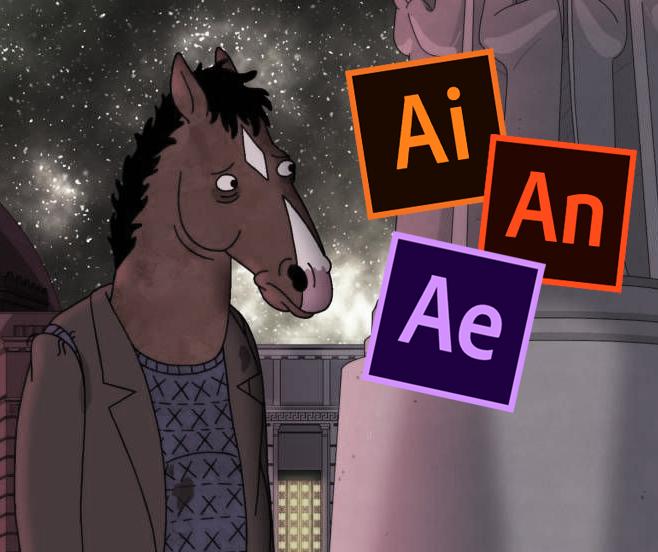 Cursos de Ilustración Vectorial y Animación en Adobe