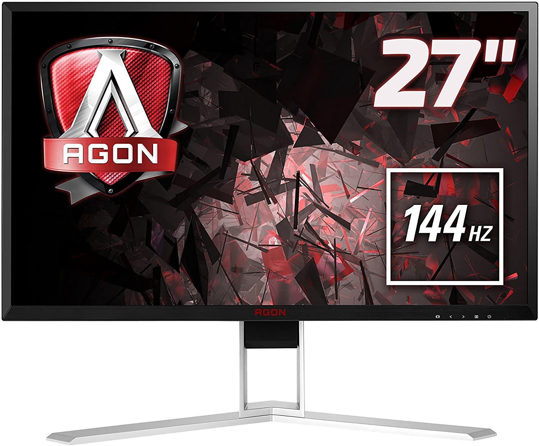 AOC Agon AG271QX 2560 x 1440 Pixeles, 1 ms, 144 Hz, FreeSync