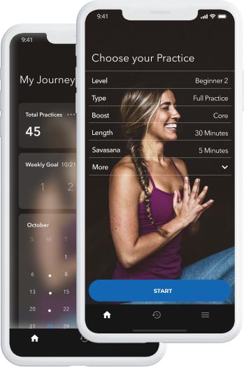 App Yoga Gratis. Down Dog