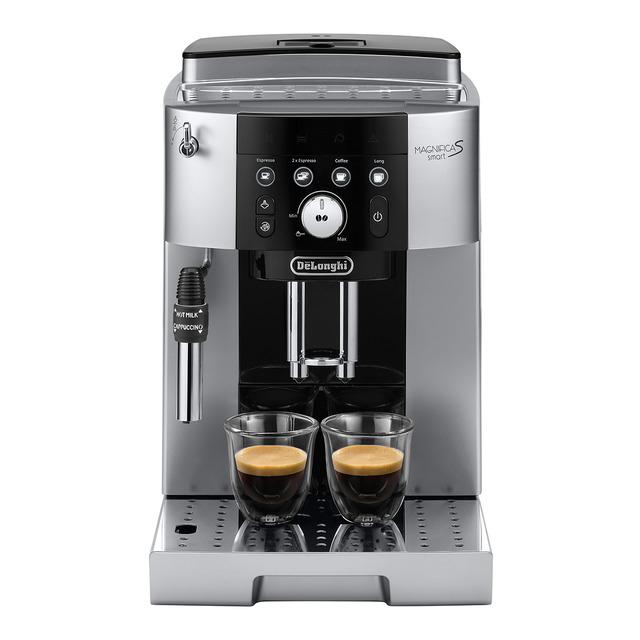 Cafetera superautomática De'Longhi Magnífica Smart con panel de control intuitivo