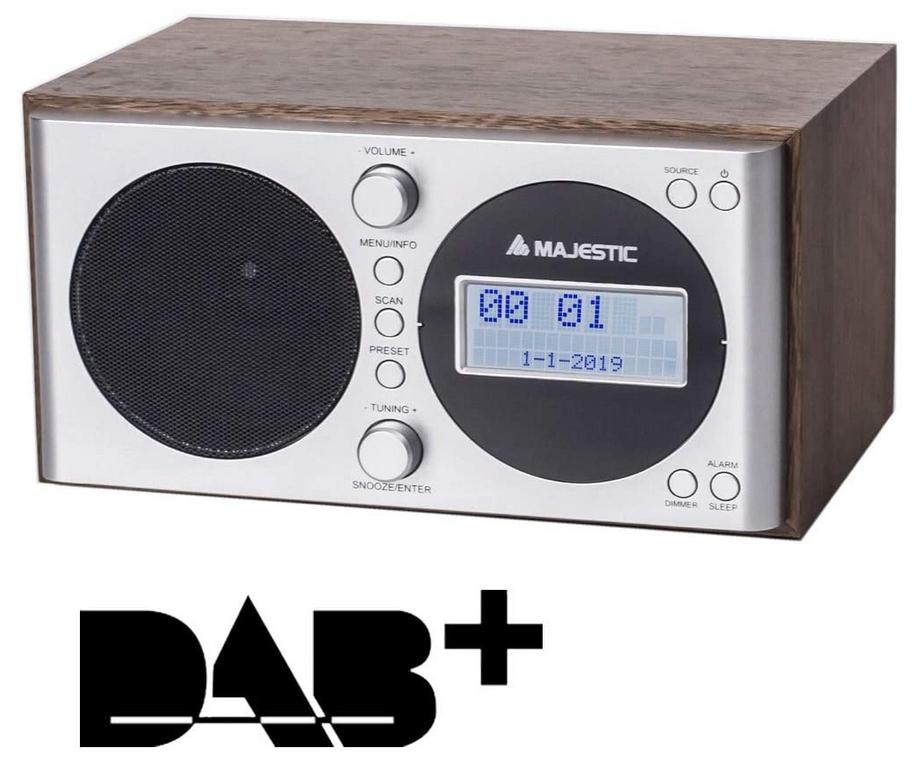 MUCHAS RADIOS DAB (REACO AMAZON)