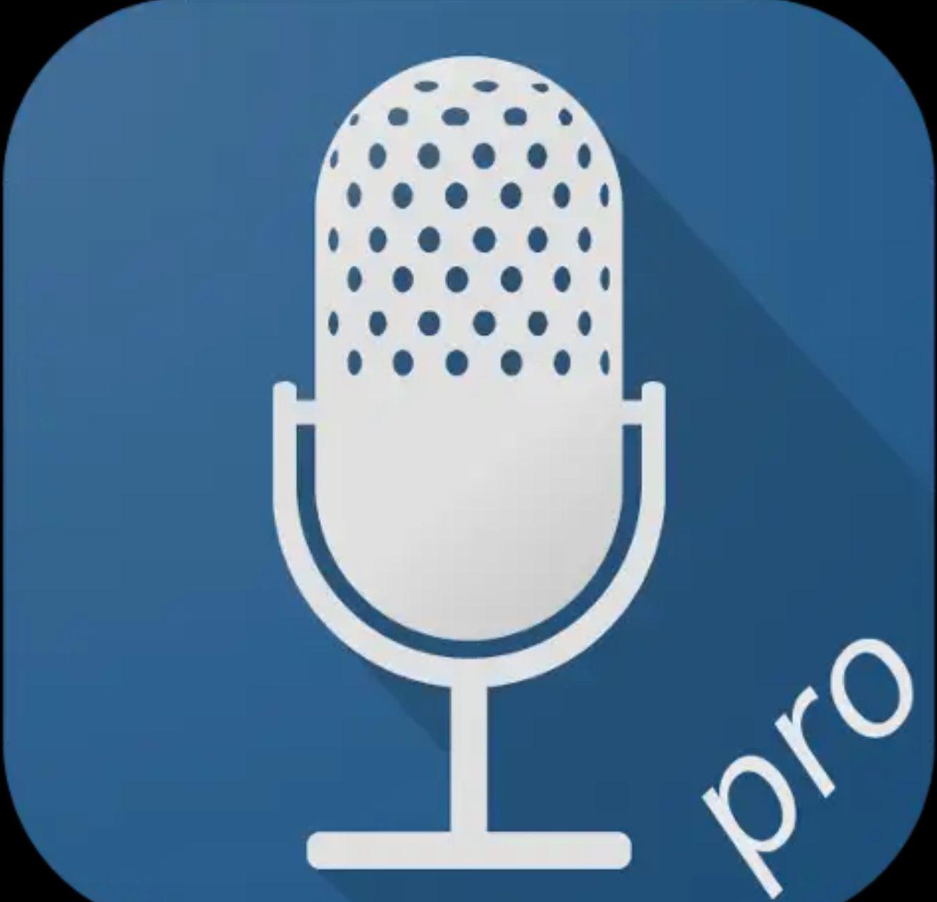 "App Grabadora de voz HD ""Tape a Talk Voice Pro"""