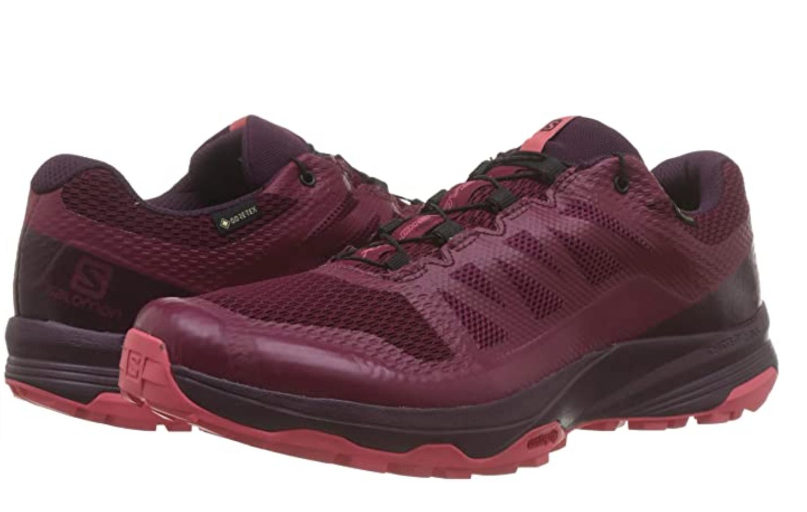 Salomon XA Discovery GTX W, Zapatillas Trail Running de GORETEX para Mujer, talla 42
