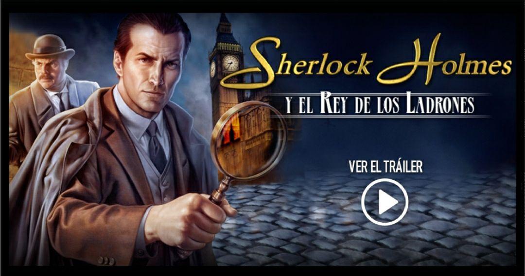 Gratis Sherlock Holmes y el Rey de los Ladrones