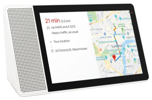 """Smart Display Lenovo 10"""" solo 119€"""