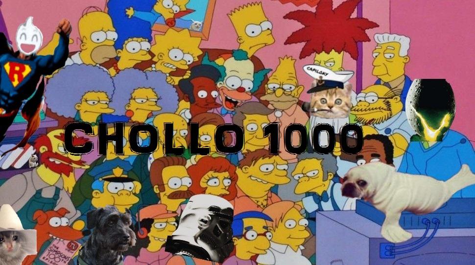 Mi Chollo 1000!!! Rechonchollo Friki Final