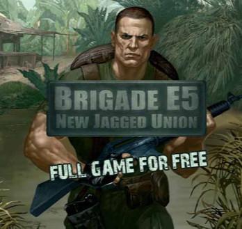 PC (DRM-FREE): Brigade E5: New Jagged Union (GRATIS)