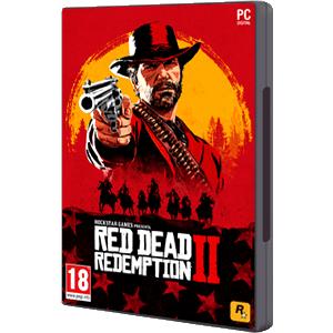 Red Dead Redemption 2 PC (Caja fisica con codigo para juego digital)