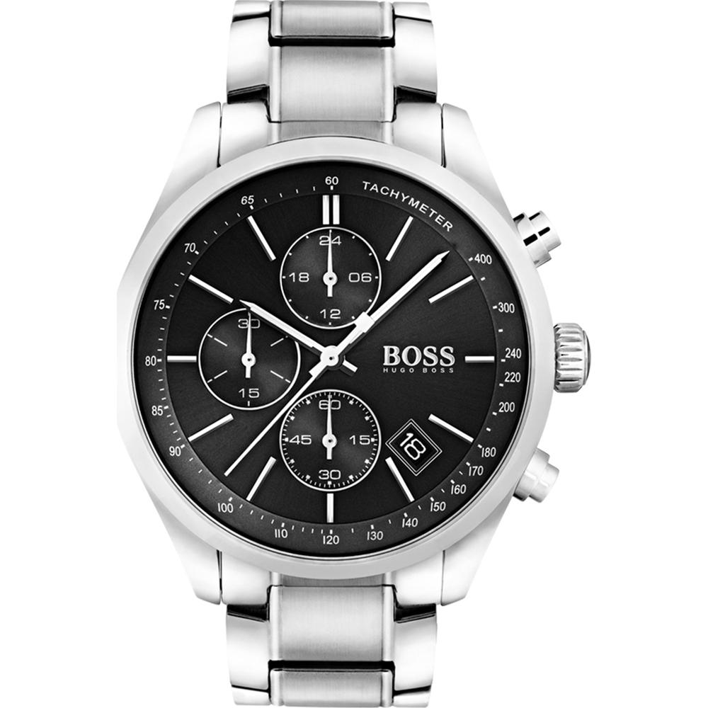 Reloj Hugo Boss - BOSS Grand Prix - 1513477 - Movimiento Seiko