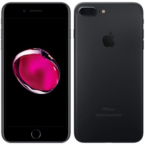 iPhone 7 Plus 128 Gb - Jet Black - Libre (Reacondicionado)