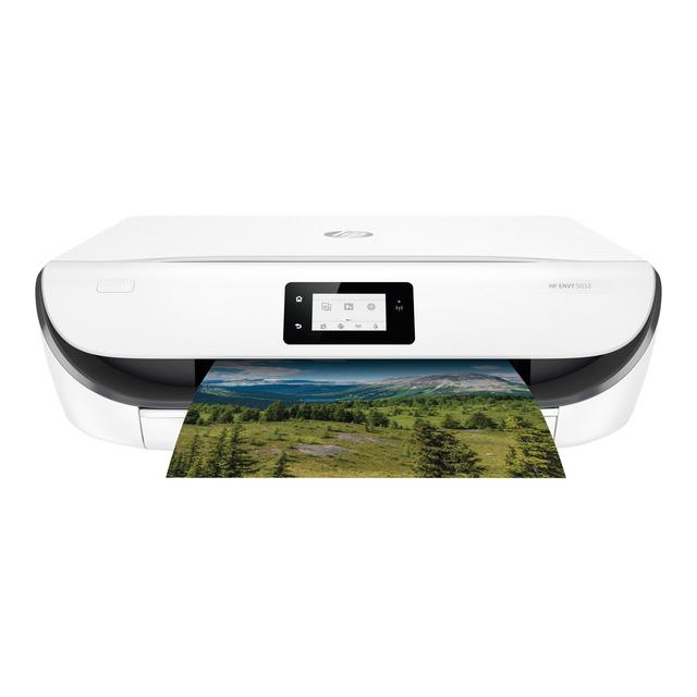 HP Envy 5032 Wi-Fi, Instant Ink Impresora Multifunción tinta