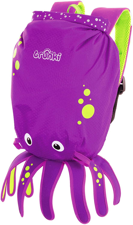 Trunki PaddlePak - Mochila infantil impermeable para piscina y gimnasio