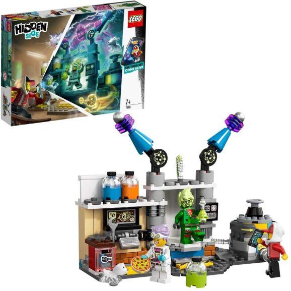 Lego Laboratorio Interactivo