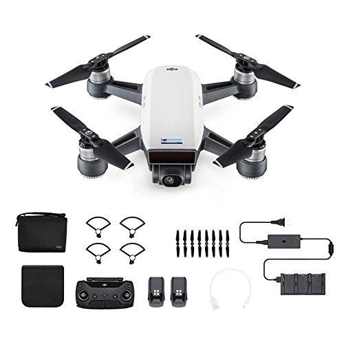 Dron DJI Spark Fly + acesorios