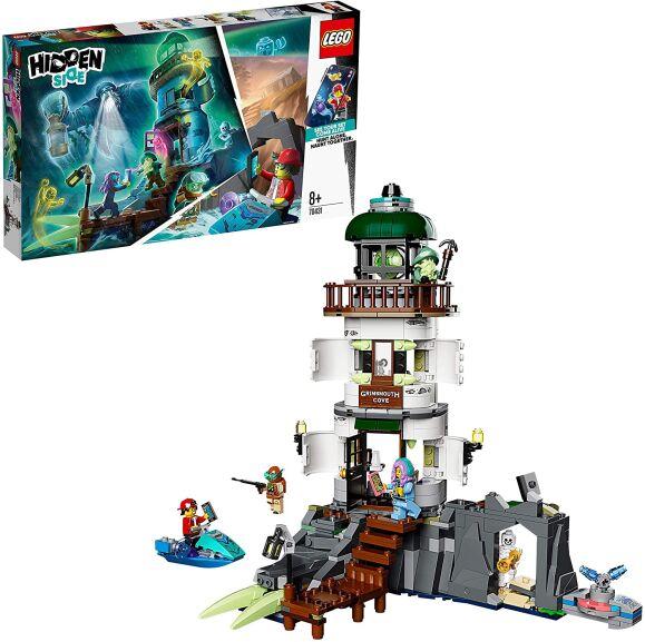 Lego Faro Interactivo