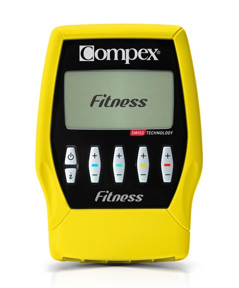Electroestimulador Compex Fitness