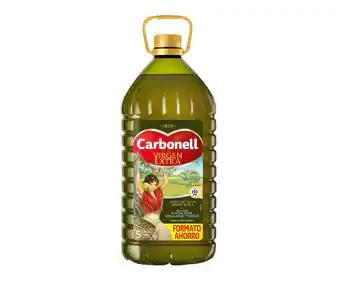 Aceite de Oliva Virgen Extra Carbonell a 2,66€/Litro en Mataró