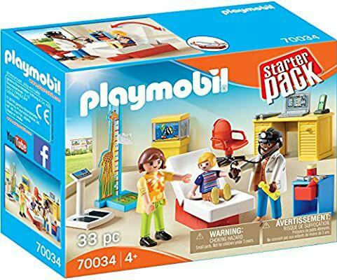 Playmobil consulta Baby Doctor