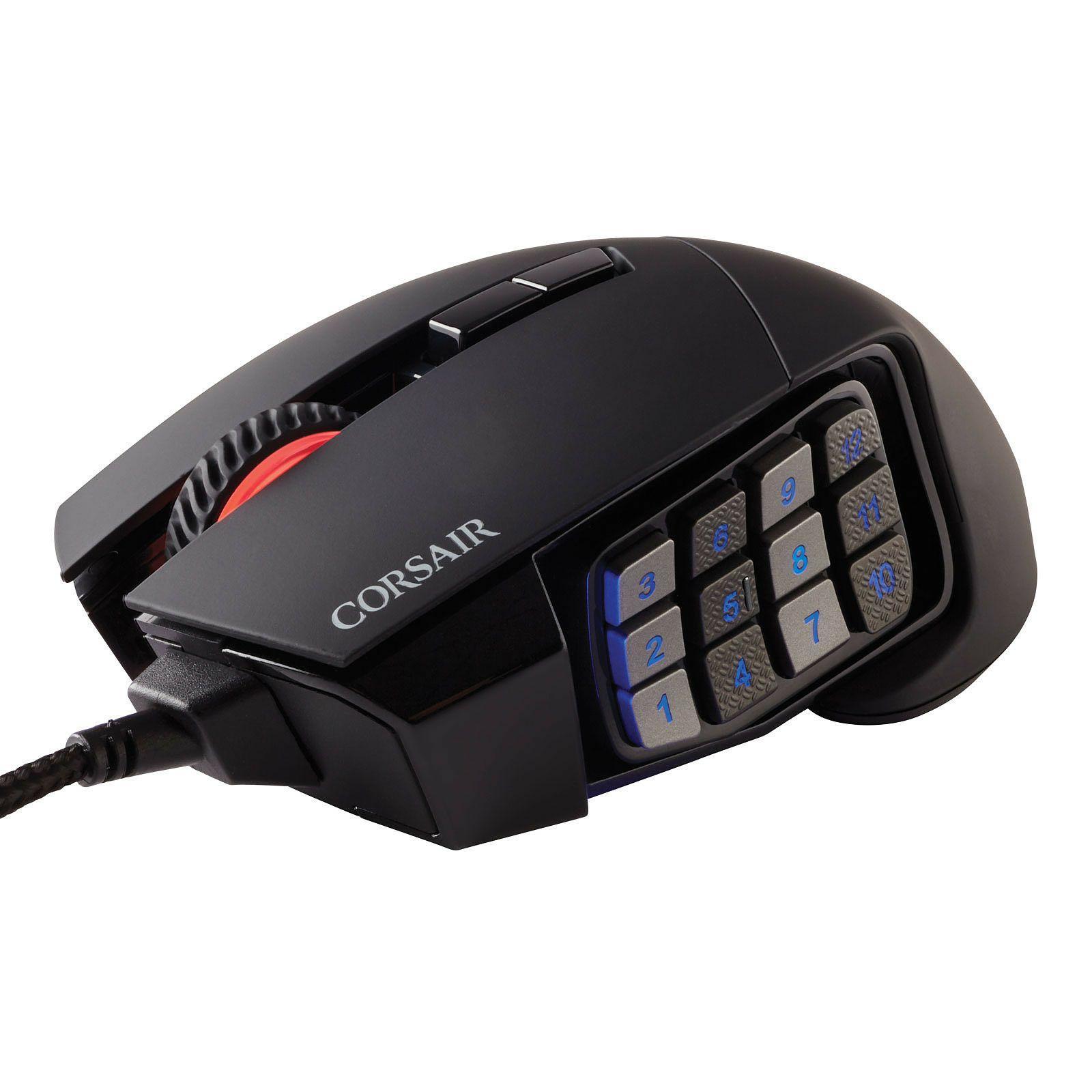 Ratón Gaming Corsair Scimitar Pro RGB
