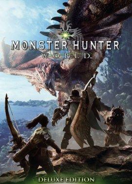 MONSTER HUNTER: WORLD Deluxe Kit DLC